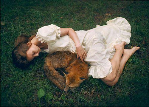 durmiendo con animales