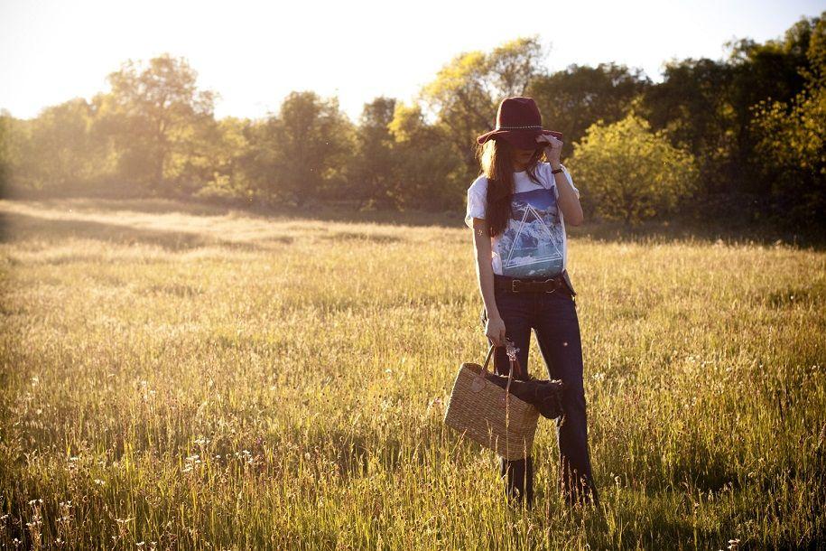 Anitta B´, decoración y moda de espíritu libre
