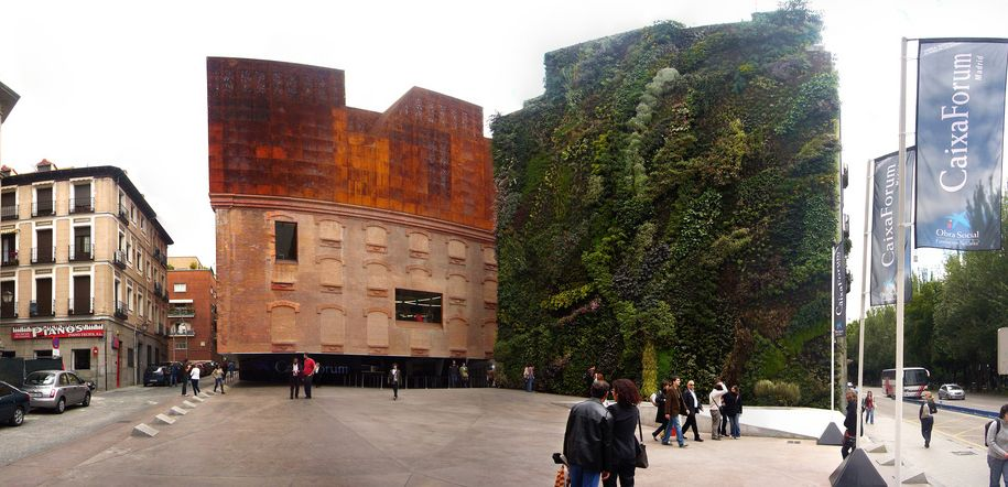 CaixaForum de Madrid, el epicentro de la cultura en la capital
