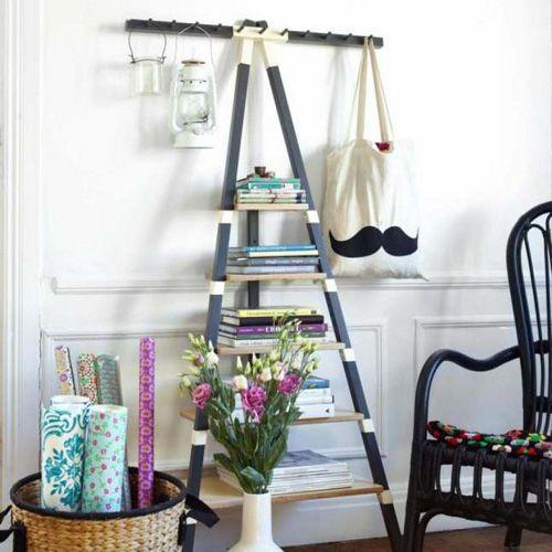 decoracion con escaleras