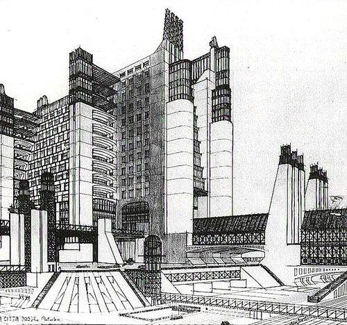 Corrientes artísticas: El Futurismo del siglo XX