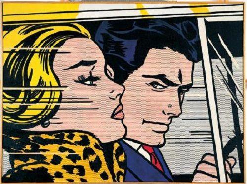 Roy Lichtenstein, uno de los grandes impulsores del Pop Art