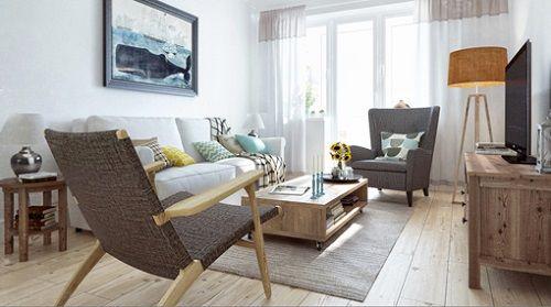casa-rustica-moderna-salon