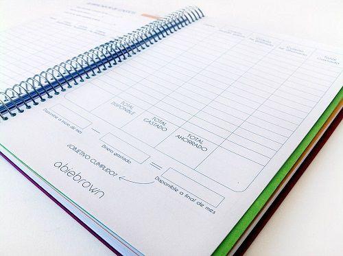 planificador ahorros
