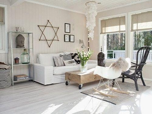 Colores para decorar tu casa en la época más fría del año