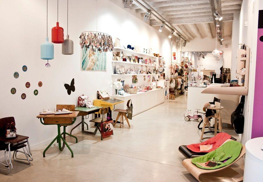 Nobodinoz, tienda de diseño para niños