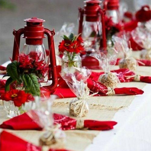 Ideas para decorar tu mesa en Navidad  Moove Magazine