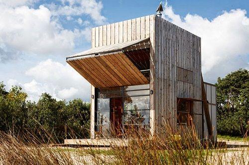 Miniarquitectura: grandes ideas para edificios pequeños