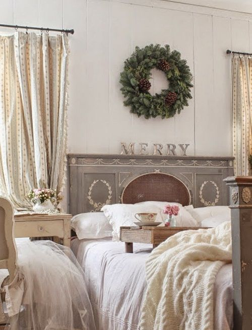 decoracion french country para navidad (1)