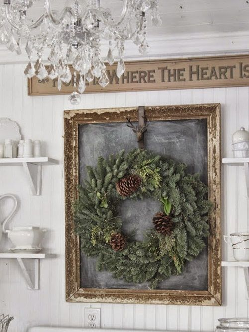 decoracion french country para navidad (7)