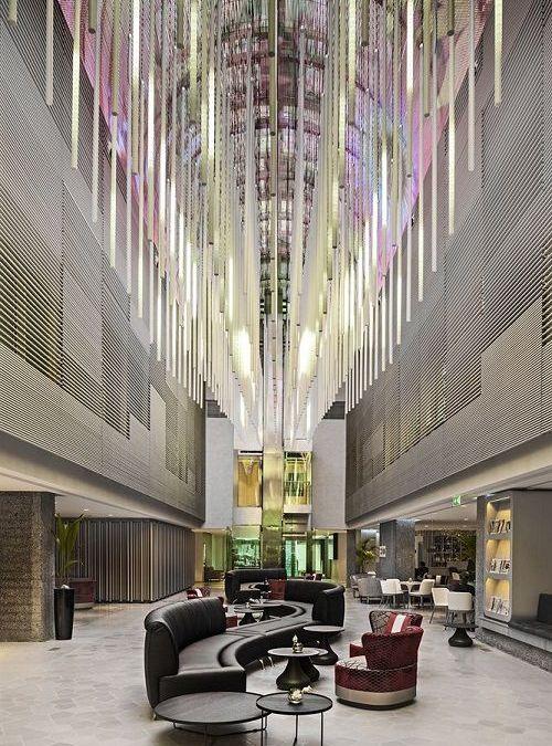 NH Collection Madrid Eurobuilding, la tecnología y el diseño al servicio de un hotel