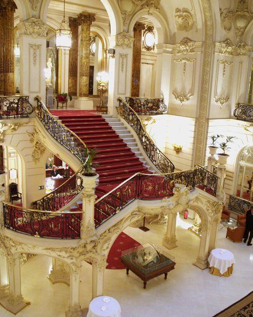 casino de madrid escalinata