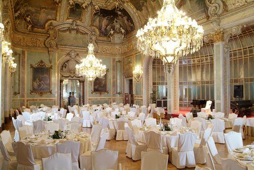 casino de madrid sala de banquetes