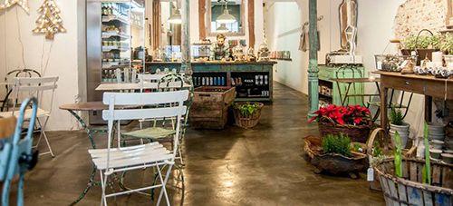 il tavolo verde madrid cafeteria