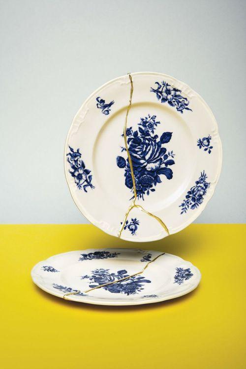 kit kintsugi reparacion ceramica humade