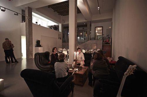 espacio pop up restaurante le nomade supper club
