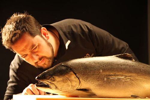 julian marmol yugo the bunker gastronomia japonesa chef