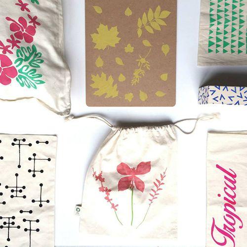 kit stencil diy fabrica de texturas