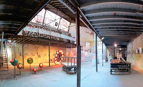 la neomudejar atocha centro artes vanguardia residencia artistica madrid
