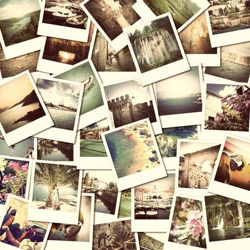polaroids fotografias