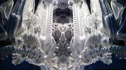 digital-grotesque-michael-hansmeyer-benjamin-dillenburger arquitectura impresion 3d
