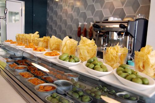 lambuzo barra tapas cocina andaluza bar restaurante madrid