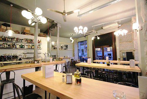 restaurante lo siguiente madrid chueca