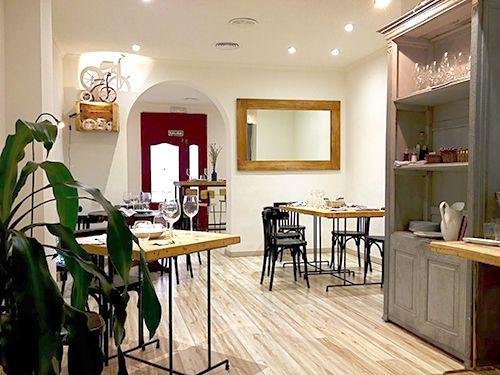 salon triciclo restaurante madrid