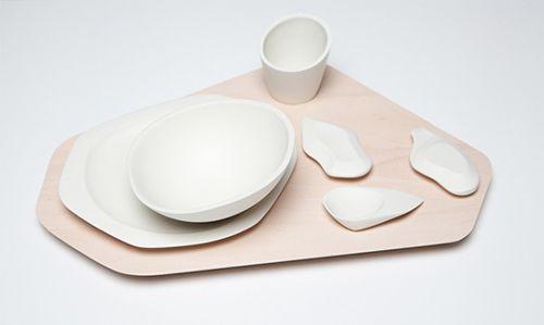 tavola arcaica ceramica cubiertos vajilla tanata madrid