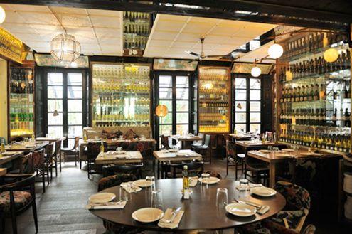 Restaurante Boca Grande en Barcelona
