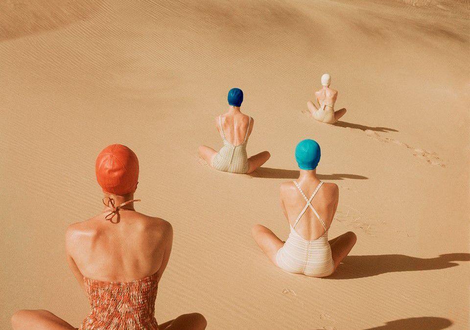 El Museo Thyssen-Bornemisza acoge la exposición «Vogue Like a Painting»