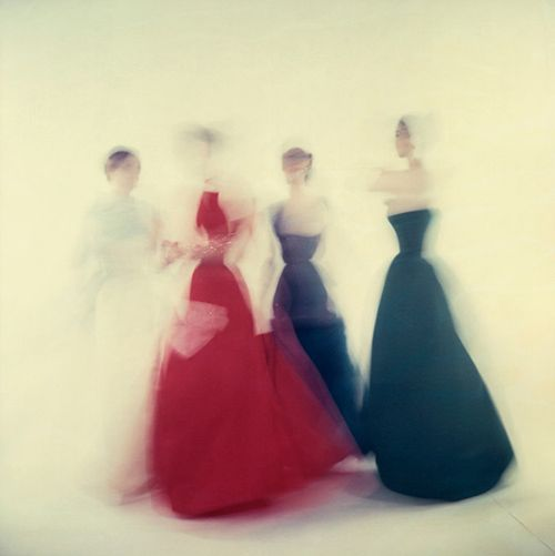 clifford coffin fotografia exposicion vogue like a painting madrid museo thyssen