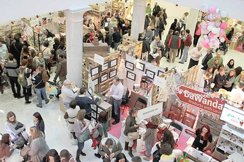 exposiciones talleres craft diy show madrid