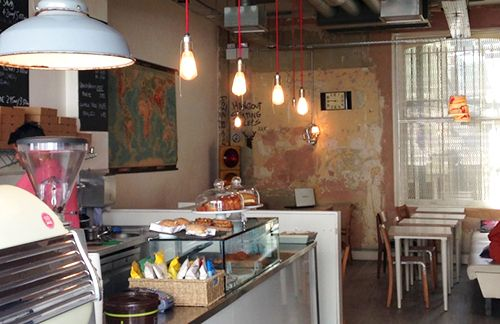 flatplanet piso superior cafeteria londres soho