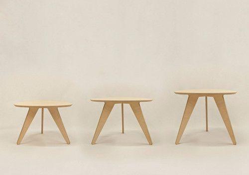the nude design mesa auxiliar (2