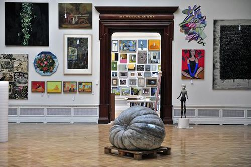 exhibicion arte pintura escultura royal academy of arts real academia londres