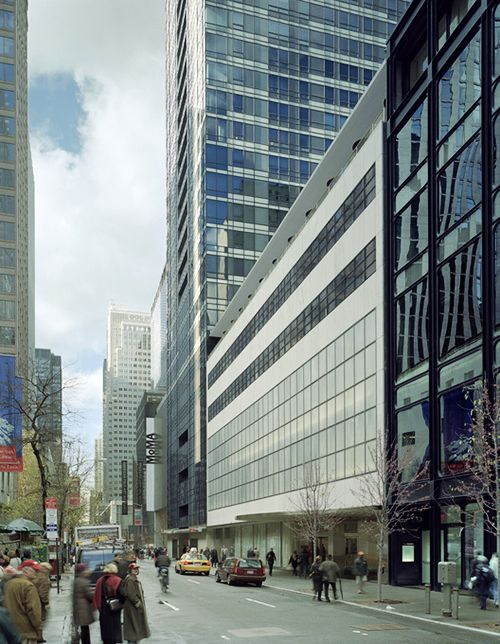 fachada moma museo arte moderno nueva york
