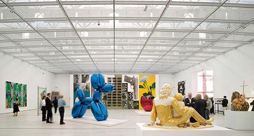 lacma museo arte los angeles interior