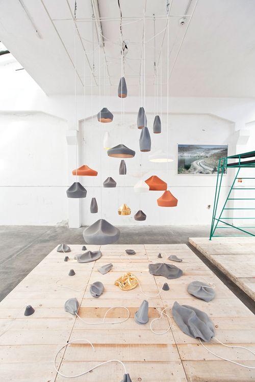 lamparas ceramica artesanales apparatu abrcelona