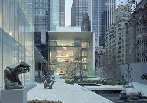 patio de las esculturas moma nueva york museo arte moderno