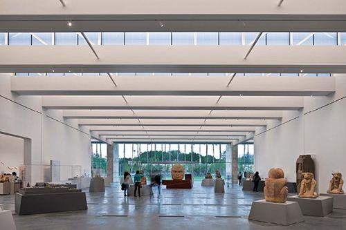 resnick pavillion lacma los angeles museo arte