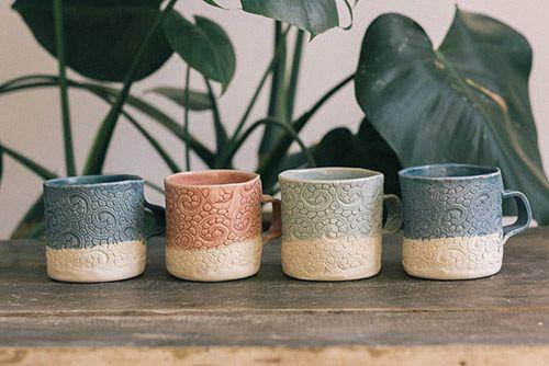 tazas ceramiza artesanales nona bruna