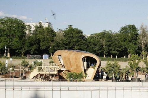 casa madera prefabricada