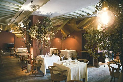 the table by etxanobe madrid restaurante efimero