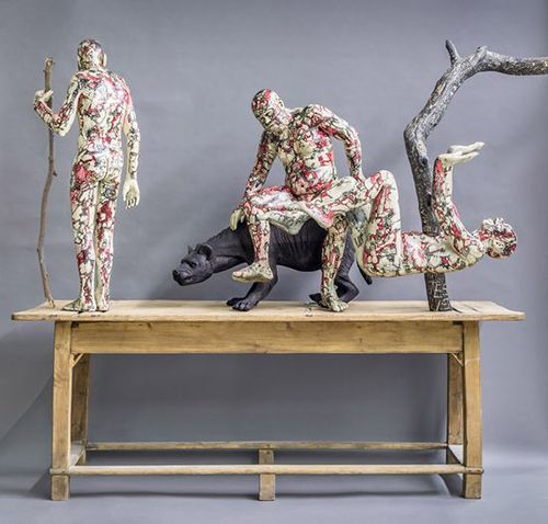 Richard Stipl Josef Zlamal Arbor Vitae summa contemporary madrid
