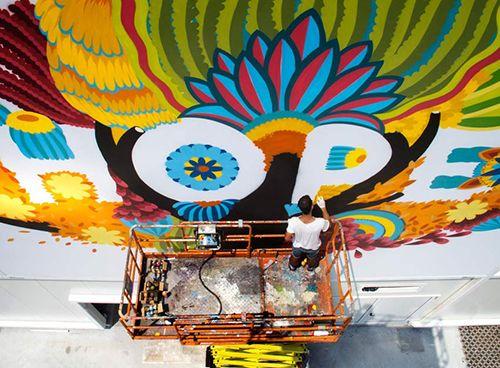 bos mistura arte urbano milan