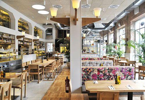 flax kale barcelona restaurante flexitariano