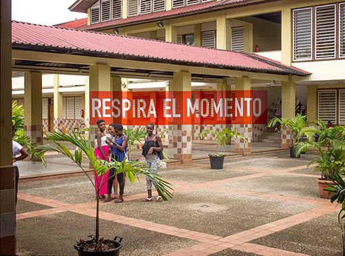 guinea ecuatorial boa mistura arte callejero urbano