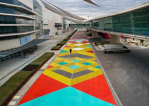 ifema madrid boa mistura arte urbano