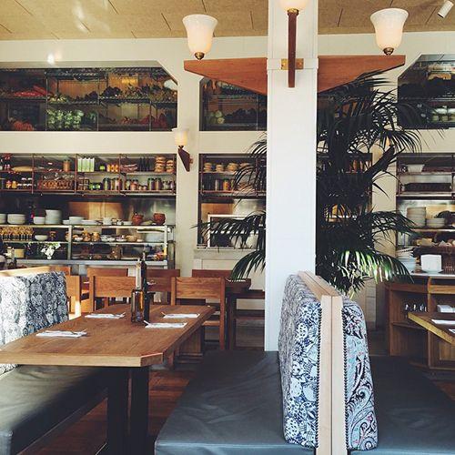 mesa restaurante flax kale barcelona